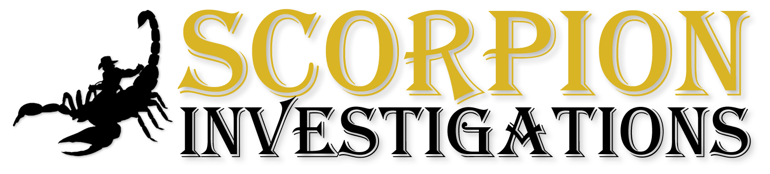 scorpion investigations logo